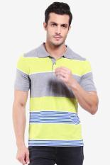 Jual Country Fiesta Men S Polo Check Misty Grey Diskon Discount Murah Bazaar Baju Celana Fashion Brand Branded Ori