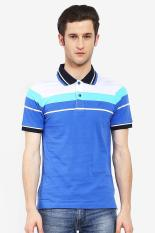 COUNTRY FIESTA MEN'S POLO NAVY Diskon discount murah bazaar baju celana fashion brand branded