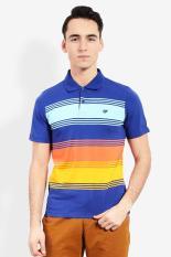 Country Fiesta Men's Polo Short Navy Diskon discount murah bazaar baju celana fashion brand branded