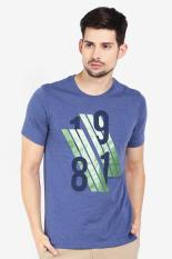 Beli Country Fiesta Men S Tshirt Fashion Blue Diskon Discount Murah Bazaar Baju Celana Fashion Brand Branded Murah
