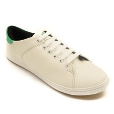 Katalog Coup D Etat Women Clean Cut 89 Sneaker With Green Heel Putih Coup D Etat Terbaru