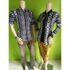 Coupel Batik Monocrom TRIBOL