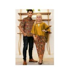 Couple Cantika/couple muslim/couple batik/couple kebaya/couple murah