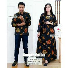 Couple Gamis Batika