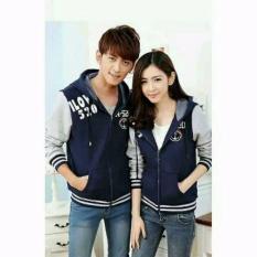 Review Pada Couple Lover Jaket Pasangan Jaket Couple Love 520 Navy