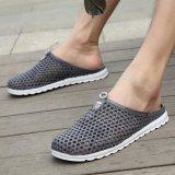 Diskon Beberapa Model Sandal Plastik Shuo Sungai Sepatu Pria Dan Wanita Lubang Lubang Sepatu Sandal Abu Abu Intl Tiongkok