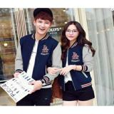 Spesifikasi Couple Store Cs Jaket Pasangan Jaket Couple La Navy Grey Murah
