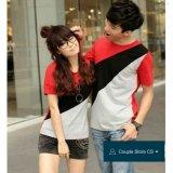 Jual Couple Store Cs Kaos Couple T Shirt Red Black Grey Murah
