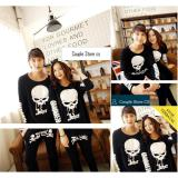Cara Beli Couple Store Cs Kaos Joker Lengan Panjang Black