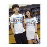 Jual Couple Store Cs Kaos Pasangan Dress Fashion Zig Zag Original