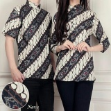 Review Couple Store Cs Kemeja Couple Batik Sutra Elegant Good Quality Nevy Bahan Katun Jepang Di Indonesia