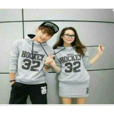Ulasan Couple Store Cs Sweater Hoodie Hockey 32 Misty Pria Atasan Dan Wanita Atasan Rok