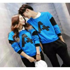 Promo Couple Store Cs Sweater Turkis A Murah