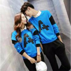 Spesifikasi Couple Store Sweater Pasangan A Turkis Paling Bagus
