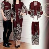 Review Couplelover Busana Muslim Couple Maulana Brown Pria Wanita Muslim Wear Baju Kapel Couple Fashion Baju Pasangan Pria Wanita Di Dki Jakarta