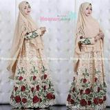 Toko Couplelover Hijab Fashion Busana Muslim Wanita Maxi Hawwa Bergo Hijab Pakaian Muslim Maxi Wanita Maxy Brukat Gamis Lengkap Di Dki Jakarta