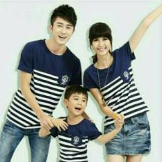 couplelover-KAOS COUPLE FAMILY SAILOR (AYAH+IBU+ANAK)  BAJU KELUARGA  FASHION FAMILY  T-SHIRTS FAMILY COUPLE