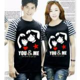 Jual Couplelover T Shirts Couple Fashion Couple Baju Kembaran Kaos Pasangan Kimono You Me Bintang Pd Lengkap