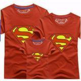 Spesifikasi Couplelover Koas Keluarga Super Red Ayah Ibu Anak T Shirts Family Family Couple Fashion Family Atasan Keluarga Happy Family