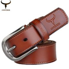 Jual Cowather Pria Sapi Asli Leather Dress Belt Leather Reversible 1 25 Lebar Diputar Buckle Online