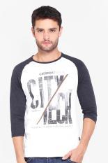 Cressida 3/4 City Tech White Diskon discount murah bazaar baju celana fashion brand branded