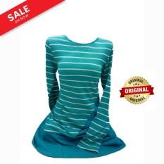 CRESSIDA - Baju Wanita Lengan Panjang - Model Stripes - Asli Murah