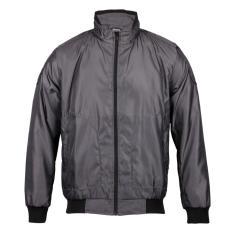 Cressida Next Level Basic Parasut Jacket C181 - Abu abu