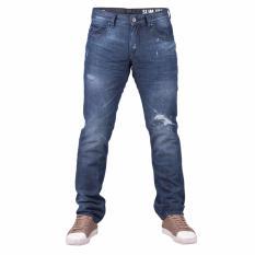 Cressida Nextlevel Jeans Denim Pria H005 - Navy
