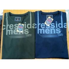 Cressida - Kaos Big Size Baju Atasan Pria Ukuran Besar XL XXL XXXL Banyak Pilihan Motif Warna