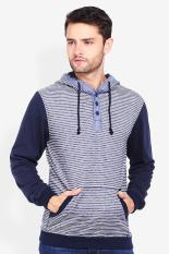 Cressida  Men Clothing Hoodies & Sweatshirts  Pria Pakaian Hoodies & kaus Navy Blue Biru laut Diskon discount murah bazaar baju celana fashion brand branded