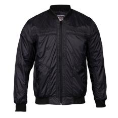 Cressida light jacket - Hitam