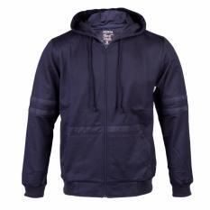 Cressida mono hoodie - Navy