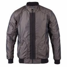 Cressida panel parasut jaket - Hijau