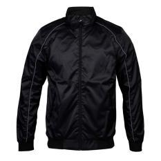 Cressida sport jacket - Hitam