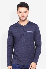 Cressida Tees Basic Navy Diskon discount murah bazaar baju celana fashion brand branded