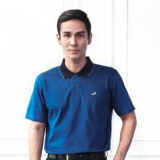 NORD Midnight Blue - Baju Pria Crocodile Polo Shirt Premium - Bahan katun 100% Cotton - Slim Fit - KHUSUS PENJUALAN ONLINE