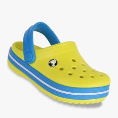 Crocs Crocband Clog Kid's Sandals - Kuning