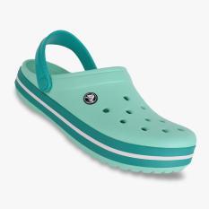 Crocs Crocband Clog Unisex Sandals - Aqua