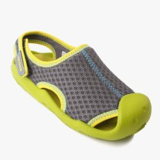 Crocs Swiftwater Kid's Sandals - Hijau