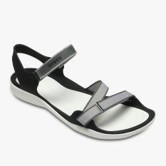 Crocs Swiftwater Webbing Sandal Women's Sandals - Putih