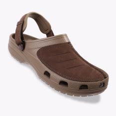 Crocs Yukon Mesa Clog Men's Sandals - Beige