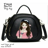 Spesifikasi Cross Body Bag Sling Bag Tas Selempang Korean Style Cute G*rl Bagus