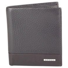 Cross Mens Kulit Note Case dengan Slot Kartu Kredit-Kopi (AC028110-2)-Intl