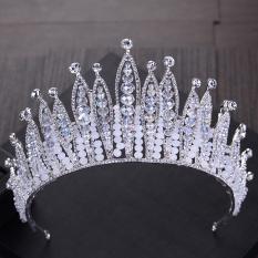 Toko Mahkota Kristal Mewah Untuk Wanita Oem Di Tiongkok