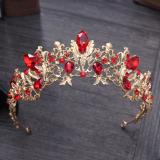 Toko Crown Emas Retro Bergaya Eropa Menikah Bando Online Di Tiongkok