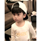 Review Crown Korea Fashion Style Untuk Anak Laki Laki Dan Perempuan Bisbol Topi Semua Kode Putih Crown Cap Semua Kode Putih Crown Cap Tiongkok
