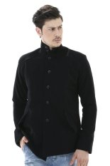 Crows Denim - Jaket Jas Pria Exclusive Trench