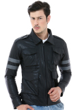 Spek Crows Denim Jaket Resident Evil Trend Bikers