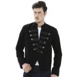 Spesifikasi Crows Denim Korean Style Blazer Michael Jackson Yang Bagus