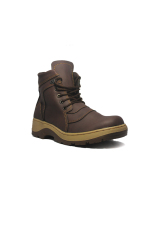 Berapa Harga Cut Engineer Harren Safety Boots Apple Leather Cokelat Di Jawa Barat